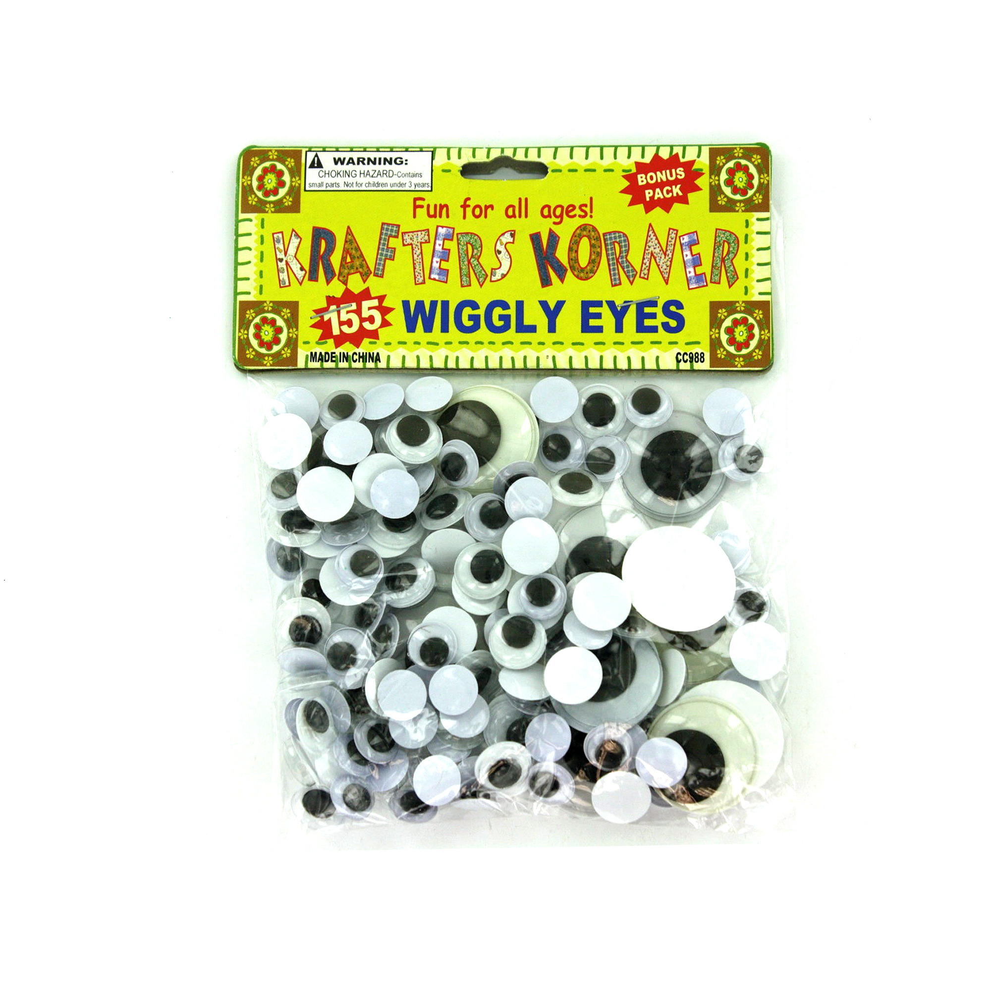 Wholesale googly eyes craft cheap for Large googly eyes crafts