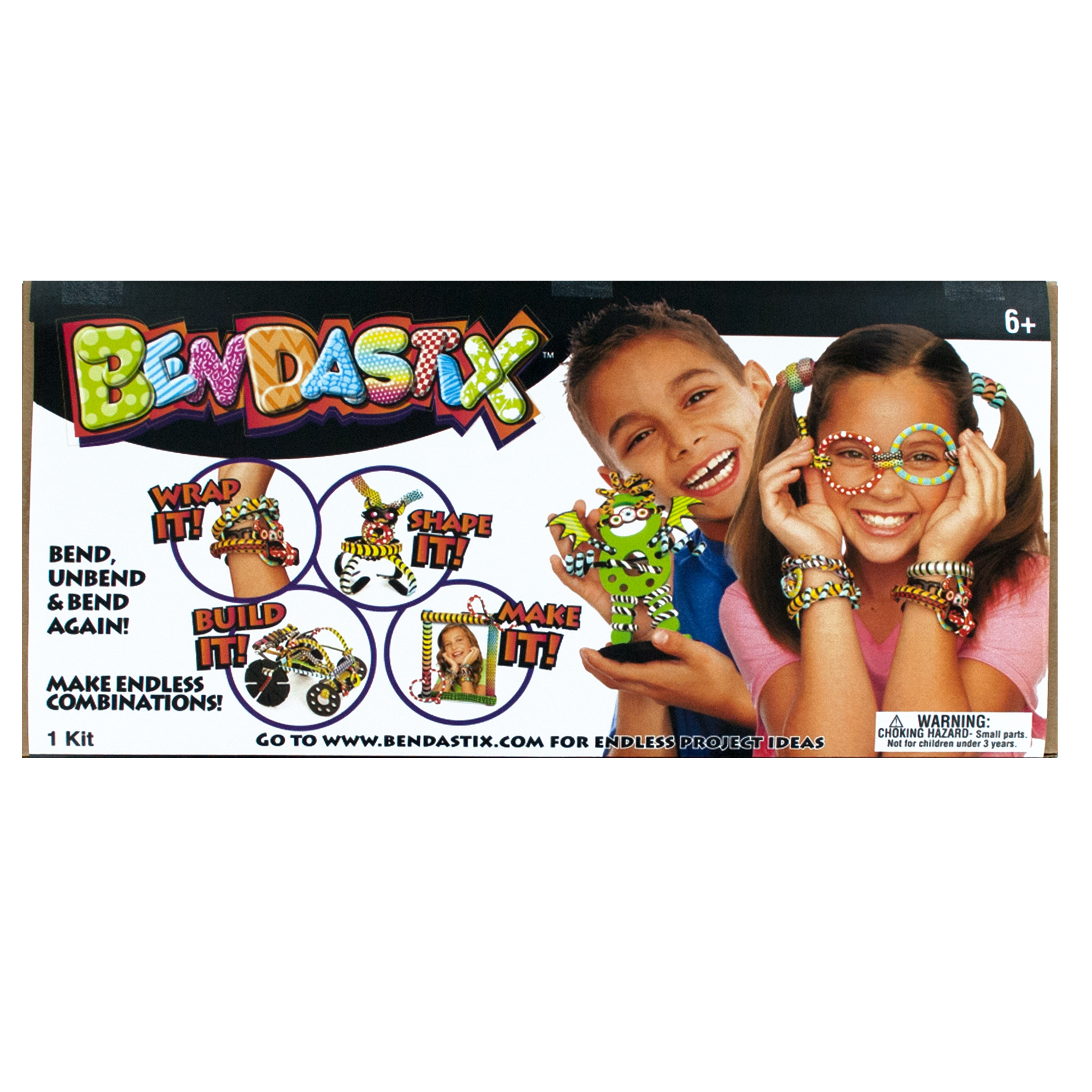 Wholesale do it yourself craft kits craft cheap bendastix bend build craft kit solutioingenieria Gallery