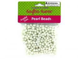 Wholesale Plastic Craft Pearl Beads