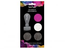 Wholesale Brea Rose 17 Piece Ink Dauber Kit With 3 Textures