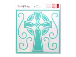 Wholesale Celtic Cross Stencil Mask
