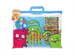 Wholesale Ugly Dolls 12 Piece Craft Tote Set