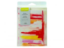 Wholesale 10 Count Watercolor Notecards & Envelopes Set